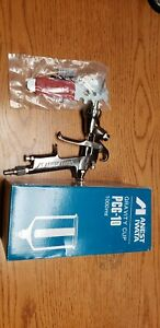 Anest Iwata Lph 400 Paint Gun W Canister Wrench Kit