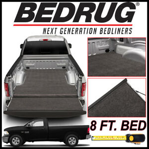 Bedrug Xlt Carpet Truck Bed Liner Mat Fits 2002 2018 Dodge Ram 1500 W 8 Ft Bed