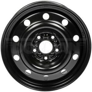 Wheel For 2013 2019 Dodge Grand Caravan 17 Inch Steel Rim 10 Spoke 5 Lug 127mm