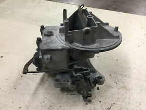 Autolite Two Barrel 2100 Carburetor C9zf B For 1969 Ford Mustang Mercury Cougar