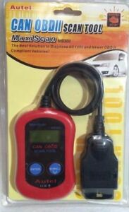 Autel Maxiscan Ms300 Universal Obd2 Scanner Car Code Reader Off Check Engine New