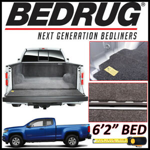 Bedrug Classic Truck Bed Mat For 2015 2020 Chevy Colorado Fits 6 Ft 2 In Bed