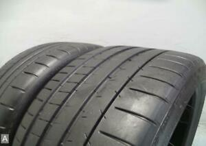 Pair 275 35 19 Michelin Pilot Super Sport With 95 Tread 8 32 100y 7230