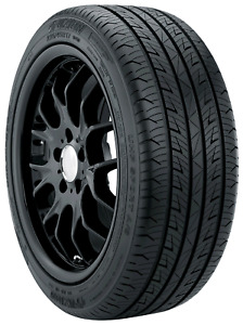235 45r17 Fuzion Uhp Sport A s 97w Xl Bl 4 New Tires