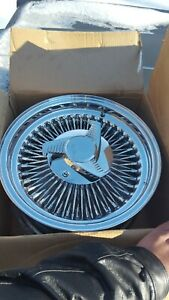 Player Wire Wheels 15 7 Chevrolet Pontiac Olds Cadillac 4 Multi Bolt Pattern