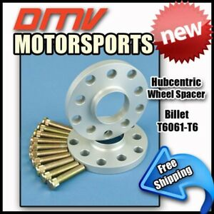 10mm Hubcentric Wheel Spacers W Extended Studs Honda 5x114 64 1 12x1 5