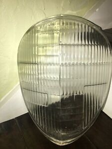 1 Glass Rite Way Head Lamp Lens Corcoran Brown 1945309 Usa