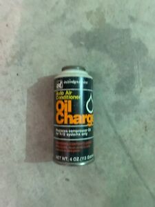 1 Can Nos Interdynamics 4oz R 12 Oil Charge