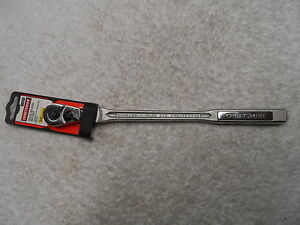 Craftsman 3 8 Drive Tear Drop Flex Head Ratchet Part 44815