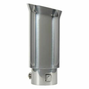Pilot Automotive 3 Inlet 4 Outlet Stainless Steel Car Exhaust Tip Pm 1060saz