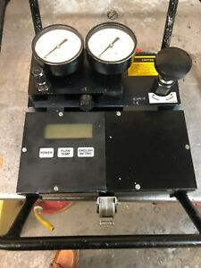 Otc 4221 Hydraulic Flow Meter With Digital Read Out Screen