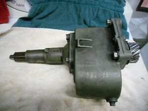 2n And 8n ford Tractor Sherman Overdrive Transmission