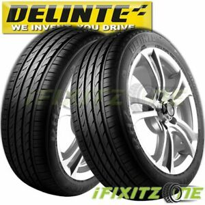 2 Delinte Dh2 215 40r18 89w All Season Performance Touring Tires