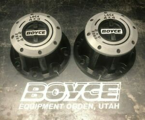Boyce Equipment Rockwell 2 5 Ton M35 Lockout Hubs