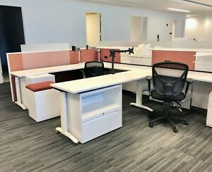 Choose Your Own Color Modern Office For A Great Price Inscape Cubicles