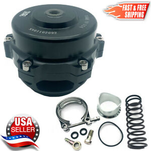 Tial Style Bov 50mm Billet Blow Off Valve Version 1 Black 2 3 Day Delivery Usa