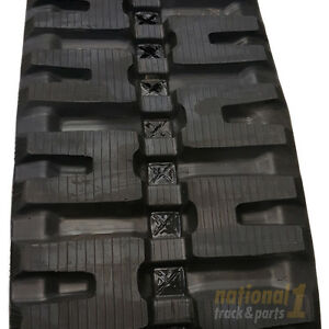Cat 289d Skid Steer Rubber Track 289d Rubber Track Size 450x86x56 Free Shipping