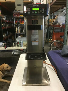 Bunn 35700 0333 Itcb dv Infusion Tea And Coffee Brewer With 29 Trunk