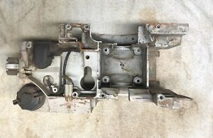 Stihl Ts460 Concrete Saw Engine Housing And Fuel Tank