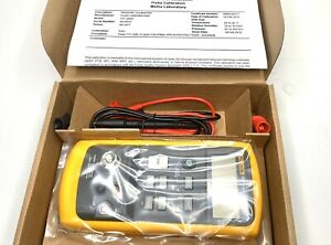 New Fluke 717 100g Pressure Calibrator 12 To 100 Psi 05 Accuracy