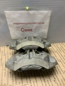 2018 Brembo Audi Q5 Front Left Right Pair Calipers