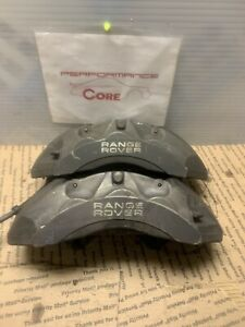 2010 2013 Range Rover Brembo Calipers 6 Piston Front Left Right