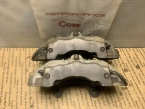 Brembo 18z Front Left Right Porsche Cayenne Audi Q7 Calipers