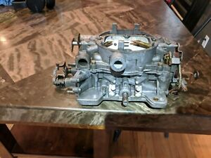 1964 Dodge Plymouth 383 413 426 Carter Afb Carburetor 3611s A4 Date Dp 4spd