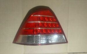 Tested 2005 2006 2007 Mercury Montego Driver Tail Light Taillight Left Lh