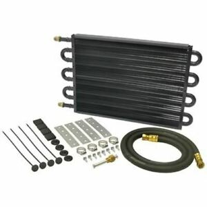 Derale Performance Heavy duty Tube And Fin Transmission Coolers 13304