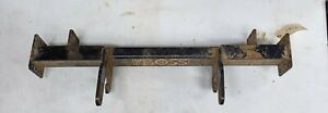 Boss Snow Plow Mounting Bracket main Frame Only 40 1 2 Long