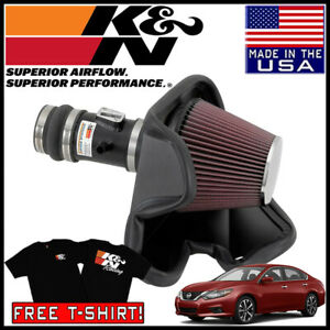 K N Typhoon Cold Air Intake System Fits 2013 2017 Nissan Altima 3 5l V6