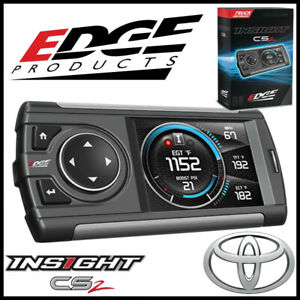 Edge Products Insight Cs2 Gauge Monitor Fits 1996 2016 Toyota Tacoma Trucks