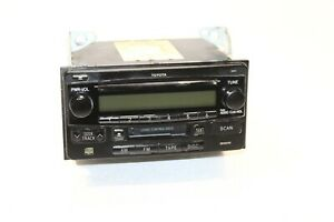 2003 2005 Toyota Celica Gt Stock Oem Radio Head Unit Cassette Cd Player P2369