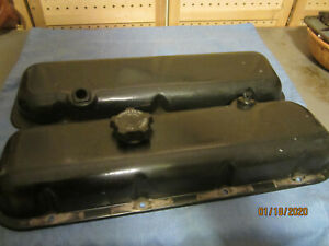 Vintage Big Block Chevy Valve Covers 396 427 454