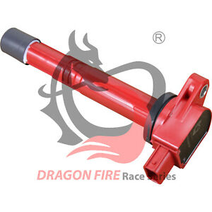 Dragon Fire High Performance Ignition Coil For Honda acura 2 0l 2 4l I4