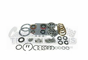 Ford Rwd Toploader 4 Speed Transmission Rebuild Kit Heh Rug 64 73 Cast Iron Case