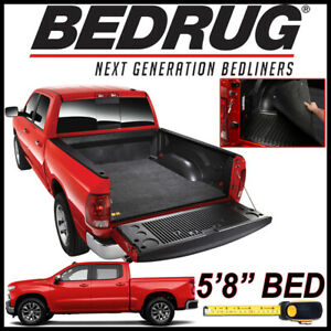 Bedrug Classic Bed Mat Liner For 2019 2020 Silverado 1500 With 5 Ft 8 In Bed