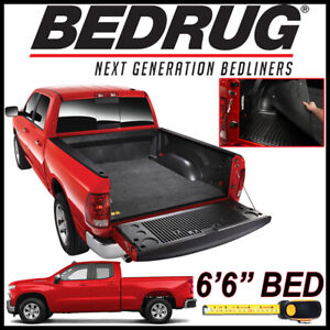 Bedrug Classic Bed Mat Liner For 2019 2020 Silverado 1500 With 6 Ft 6 In Bed