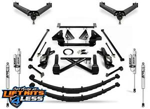 Cognito B110 k0546 Cogb036 10 12 Front Lift Kit For 01 07 Gm 1500 Hd 2500hd