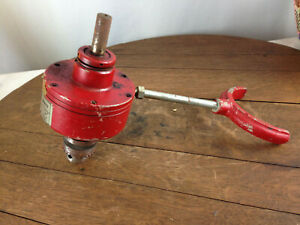 Vintage Redheart Tapping Capacity Type K1 Attachment wh 14
