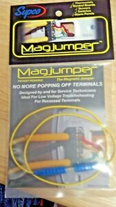 Jumper Wire Magnetic Blue magjumper No More Popping Off Terminals 19