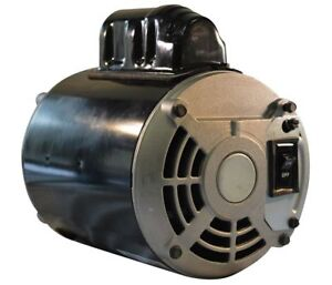 Jb Vacuum Pump Motor Motor 115v 60 Hz With Line Cord And Switch Pr206
