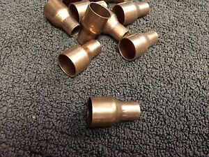 Copper Reducer 5 8 Coupling X 3 8 Coupling