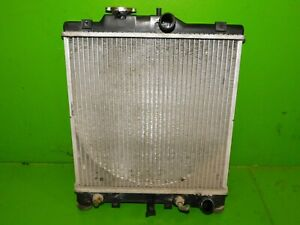 96 97 98 99 00 Civic Ex Coolant Cooling Radiator Assembly