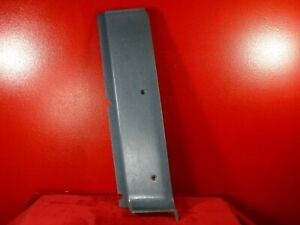 Rare 1981 1993 Dodge Ramcharger Right Rear Cargo Area Trim Molding Blue
