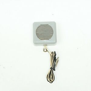 Vintage Accessory 1950s 1960s Am Car Truck Remote Speaker From A 1960 Gmc Pickup