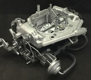 1974 Lincoln Thermoquad Carter Carburetor Remanufactured