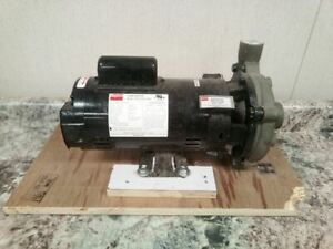Dayton 2zxk8 1 Hp 3450 Rpm 120 240vac Straight Centrifugal High Head Pump