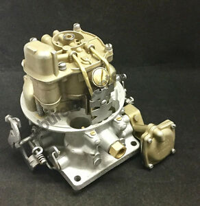 1955 Ford Thunderbird teapot Holley 4000 Carburetor remanufactured